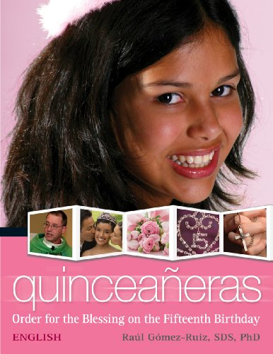 9780764818899: Quinceañeras (English): Order for the Blessing on the Fifteenth Birthday