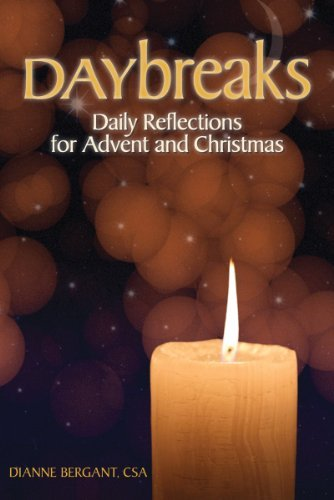 9780764821608: Daybreaks: Daily Reflections for Advent and Christmas