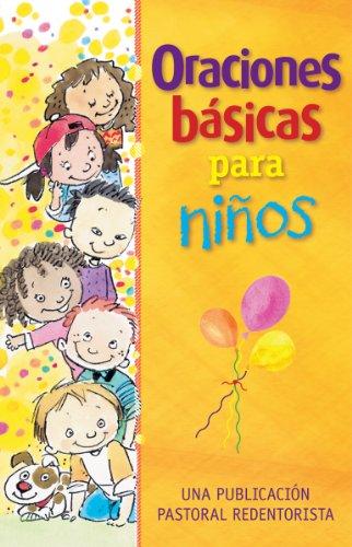 Oraciones Basicas Para Ninos (Paperback)