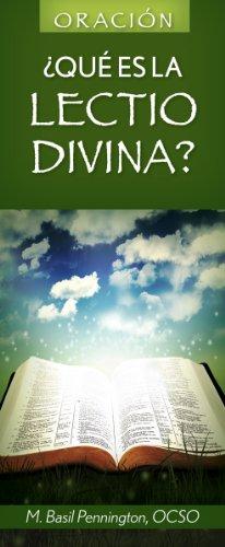 9780764821844: Oracion: Que Es la Lectio Divina