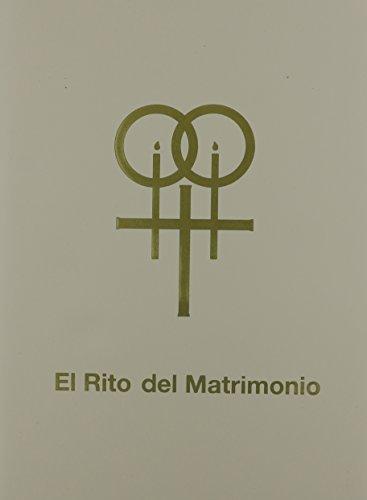9780764822506: El Rito del Matrimonio