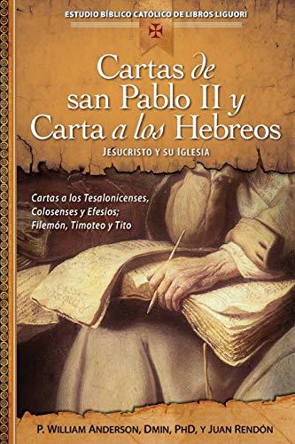 9780764823824: Cartas de san Pablo II y carta a los hebreos