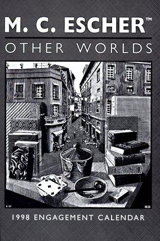 M.C. Escher: Other Worlds 1998 Engagement Calendar: Desk-12