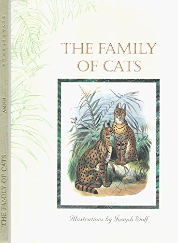 The Family of Cats: Joseph Wolf