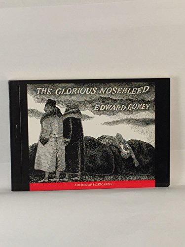 9780764903694: The Glorious Nosebleed: A Book of Postcards