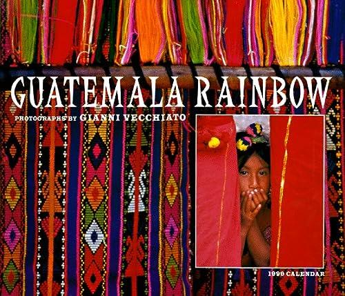 9780764905612: Guatemala Rainbow: 1999 Wall Calendar