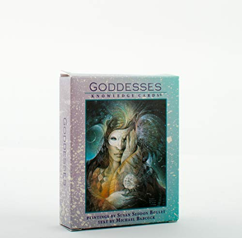 9780764906046: Goddesses: Knowledge Cards