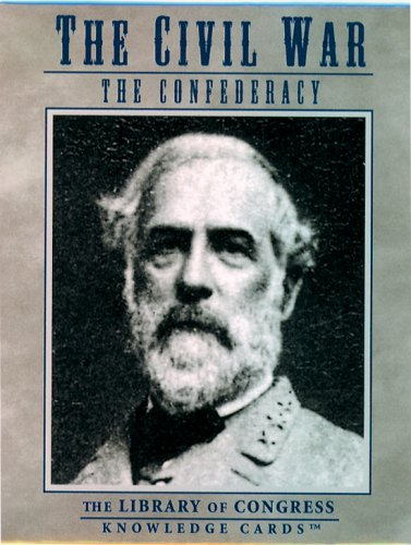 9780764906138: The Civil War Knowledge Cards™: The Confederacy