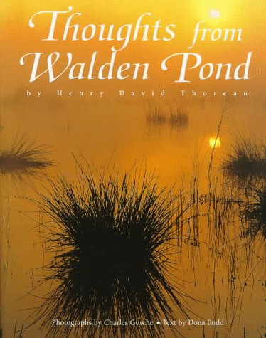 Thoughts from Walden Pond: Henry David Thoreau