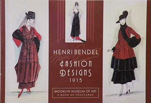 9780764906268: Fashion Designs by Henri Bendel