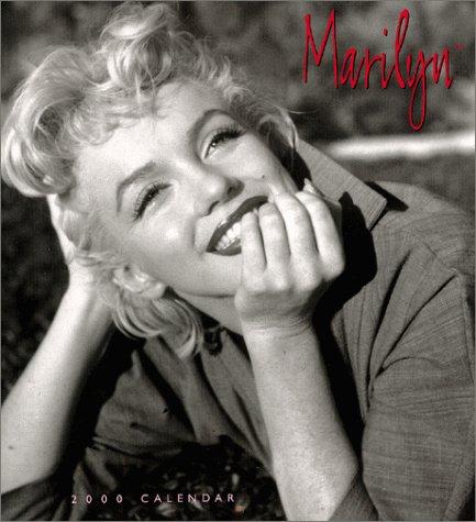 9780764908309: Marilyn Monroe: 2000 Wall Calendar