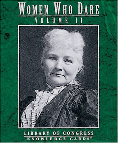 9780764909337: Women Who Dare, Vol. II: Knowledge Cards™