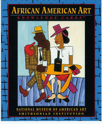 9780764909405: African American Art Knowledge Cards™