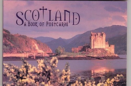 9780764909412: Scotland Postcard Book