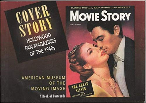 9780764909429: Cover Story: Hollywood Fan Magazines of the 1940's (A Book of Postcards)