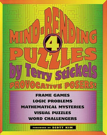 9780764910265: Mind-Bending Puzzles: Provocation Posers!