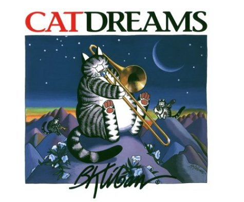 Cat Dreams: Kliban, B.