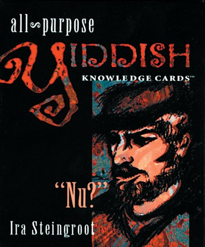 9780764911163: All-Purpose Yiddish Knowledge Cards™
