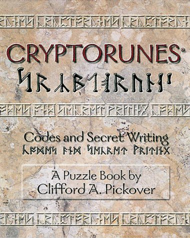 9780764912511: Cryptorunes: Codes and Secret Writing