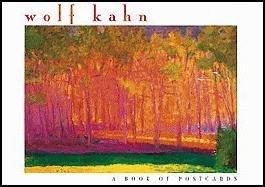 Wolf Kahn Postcard Book