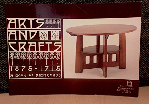 9780764912658: Arts and Crafts, 1875-1915
