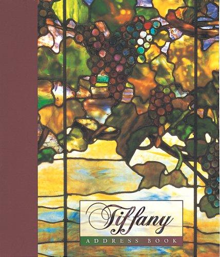 9780764912757: Tiffany Address Book