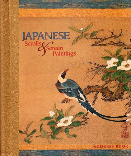Japanese Scrolls and Screen Paintings: Address Book
