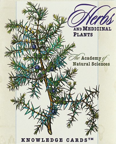 9780764915963: Herbs and Medicinal Plants: The Academy of Natural Sciences Knowledge Cards™