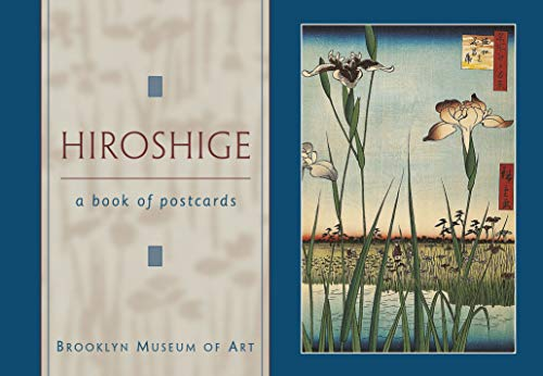 9780764916205: Hiroshige Book of Postcards