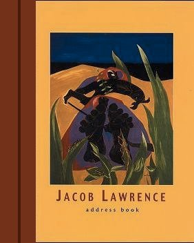 Jacob Lawrence Address Book: Lawrence, Jacob