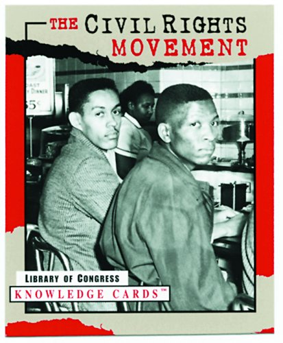 9780764917509: The Civil Rights Movement Knowledge Cards™