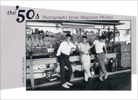 9780764920417: '50s Photographs from Magnum Photos