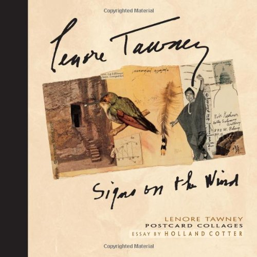 9780764921308: Lenore Tawney: Signs on the Wind: Postcard Collages