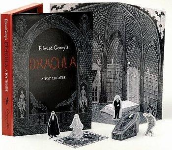 Edward Gorey's Dracula: A Toy Theatre: Die: Edward Gorey