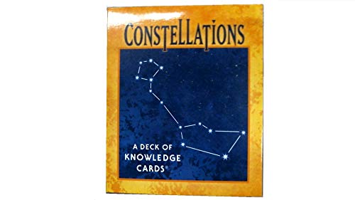 9780764921438: Constellations: A Deck of Knowledge Cards