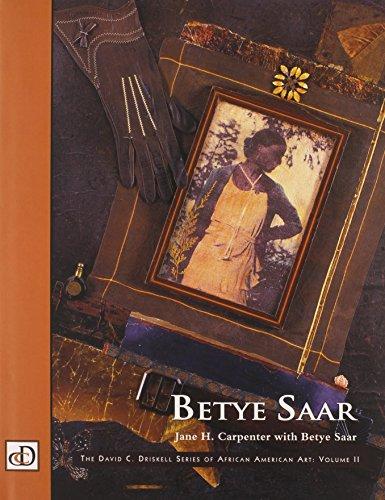 Betye Saar: Volume of II of The: Jane H. Carpenter