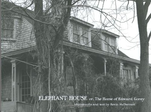 9780764924958: Elephant House or the Home of Edward Gorey A679 (Pomegranate Catalog)