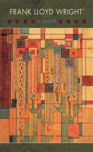 9780764928284: Frank Lloyd Wright Journal