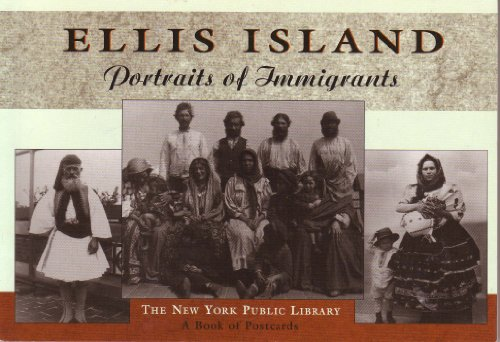 9780764928697: Ellis Island: Portraits of Immigrants: The New York Public Library