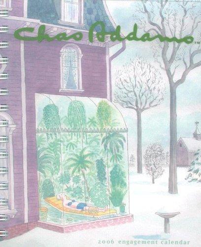 9780764930355: Charles Addams 2006 Calendar
