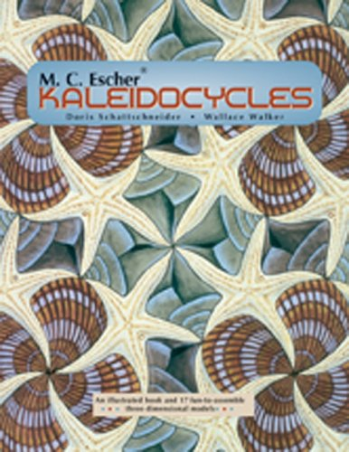 9780764931109: M. C. Escher Kaleidocycles: An Illustrated Book and 17 Fun-to-Assemble Three-Dimensional Models