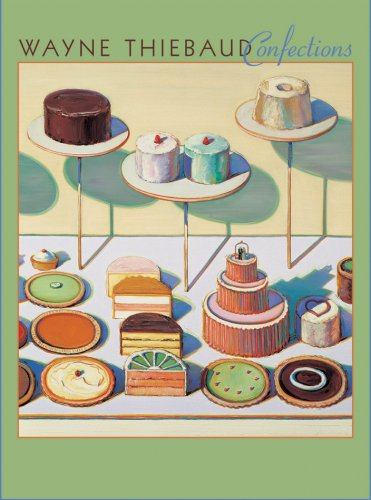 9780764932113: Wayne Thiebaud: Confections Boxed Notecards 0693