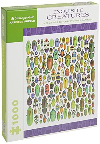 9780764932250: Exquisite Creatures (Pomegranate Artpiece Puzzle)