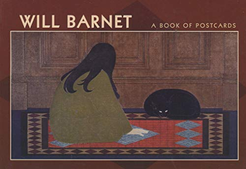 Will Barnet: A Book of Postcards: Unknown