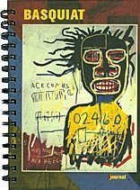 9780764932427: Jean-Michel Basquiat Spiral Bound Lined Blank Journal