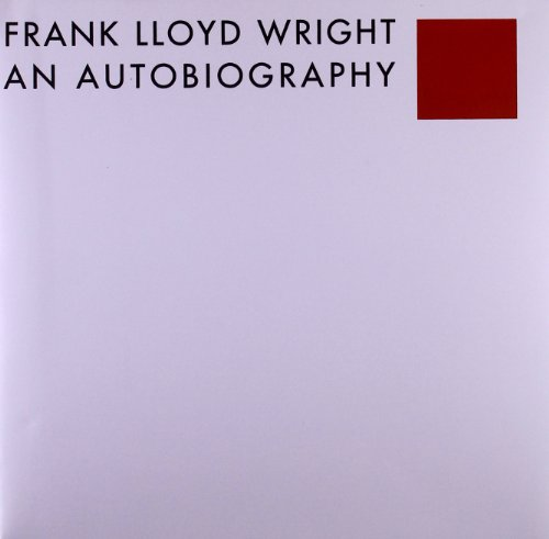 9780764932434: Frank Lloyd Wright: An Autobiography