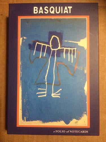 Basquiat Folio Notecards: 10 Notecards, 5 Each: Jean-Michel Basquiat