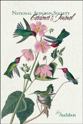 National Audubon Society Gardener's Journal