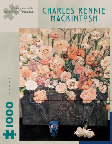 9780764933400: Aa313 Mackintosh Jigsaw Puzzle
