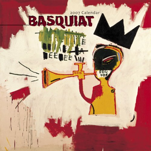 9780764935886: Basquiat 2007 Mini Wall Calendar